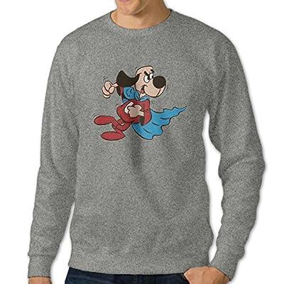 U9 Men's Super Dog Crewneck Sweat Shirt