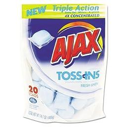 PBC49704 - Toss Ins Powder Laundry Detergent