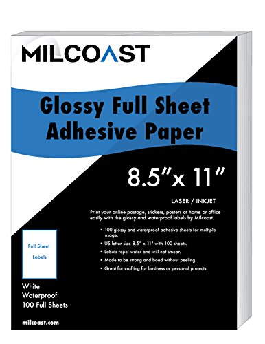milcoast-full-sheet-85-x-11-shipping-sticker-paper-adhesive-labels-glossy-waterproof-for-laser-or-in