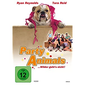 Ryan Reynolds Tara Reid on Amazon Com  Party Animals  Ryan Reynolds  Tara Reid  Tim Matheson  Kal