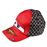 Disney Cars Piston Cup Baseball Cap for Little Boys - 2 Different Colors