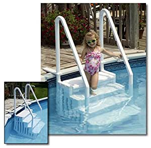 Amazon Com Above Ground Swimming Pool Step To Deck