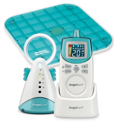 Angelcare Movement Sensor With Sound Monitor front-863789