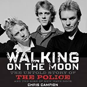 Walking on the Moon Audiobook