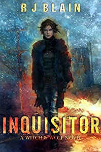 Inquisitor by RJ Blain ebook deal