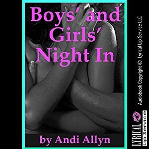 Boys' and Girls' Night In: The Wife Swap Party Audiobook