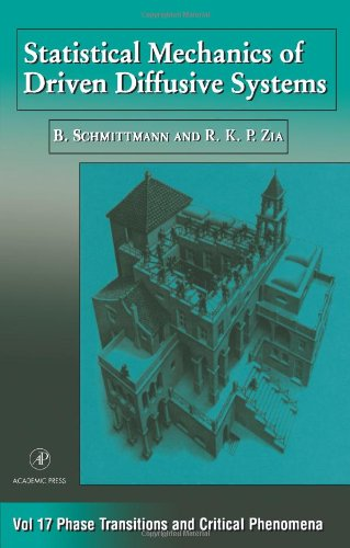 驱动扩散系统的统计力学: 第 17 卷