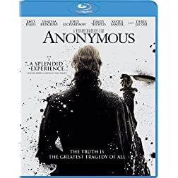 Anonymous [Blu-ray]