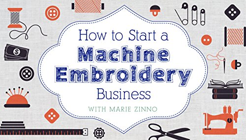 How to Start a Machine Embroidery Business (Stitch And Sew Software compare prices)