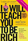img - for I Will Teach You to Be Rich[I WILL TEACH YO][Paperback] book / textbook / text book
