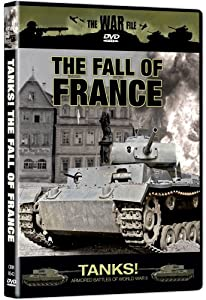 Tanks Fall of France