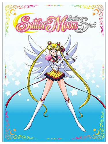 DVD : Sailor Moon Sailor Stars: Season 5 Part 1 (3 Discos)