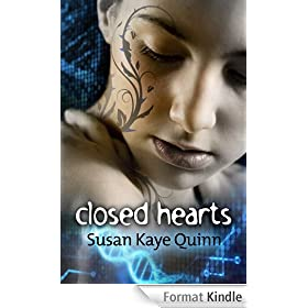 Closed Hearts (Book Two of the Mindjack Trilogy) (English Edition)