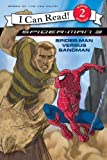 Harry Lime Spider-Man Versus Sandman (I Can Read - Level 3 (Quality))