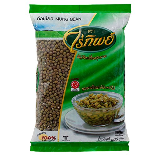 Raitip, Dried Mung Bean, 500 g (Pack of 1) (Microwavable Espresso Maker compare prices)