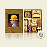 Japan Cookies Gift Box /Japanese Biscuit Gift Tin (Tivolina Bonus Pack)