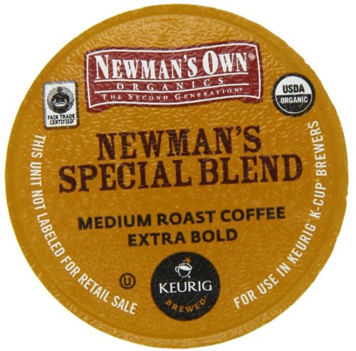 Newman's Own Special Blend Coffee, K-Cup Portion Pack for Keurig K-Cup Brewers (Pack of 48) (Keurig Coffee Newmans compare prices)