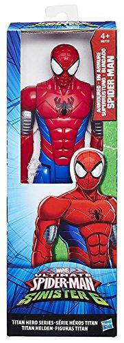 Spiderman - Figurina Spiderman, Personaggi Assortiti, 30 cm