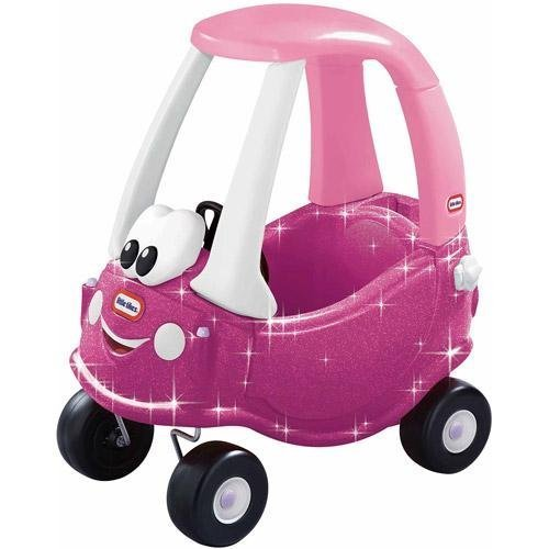 Little Tikes Princess Cozy Coupe With Glitter [Holiday Gifts]