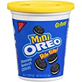 Oreo Cookies Lunchbox Go-Paks, 3.5 Ounce (Pack of 8)