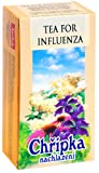 Influenza 20 Herbal tea bags Flu Coughs and Cold prevention and relief aid with Echinacea