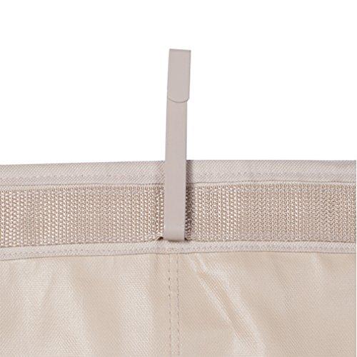 Storagemaniac heavy duty 24 pocket 12 pair over the door for 12 pocket over the door shoe organizer