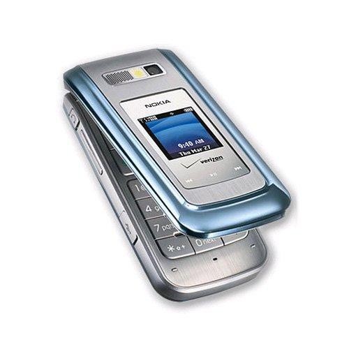 Verizon NOK6205MOK Nokia 6205 Replica Dummy Phone/Toy Phone, Blue