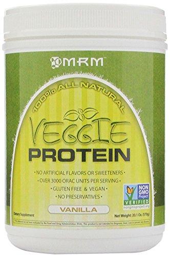 MRM Veggie Protein Vanilla 15 Servings