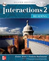 Interactions Level 2 Reading Student Book by Hartmann