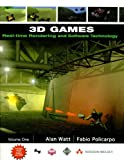 3D Games:Volume 1: Real-Time Rendering and Software Technology