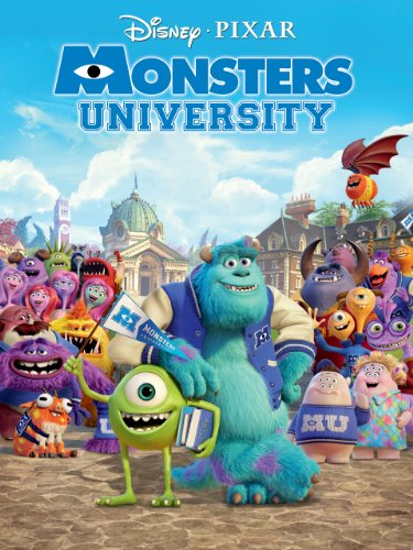 Monsters University / Университет монстров (2013)