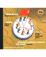 Shostakovich: Symphonie No 6  Coll. Masterworks Héritage