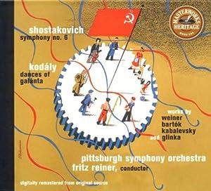 Shostakovich/Kodaly/Weiner/