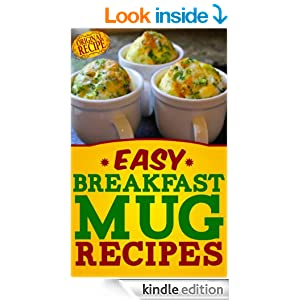 Easy Breakfast Mug Recipes