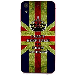 Skin4gadgets I CAN'T KEEP CALM I'm FROM LUCKNOW - Colour - UK Flag Phone Skin for HTC DESIRE 626