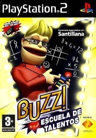 Buzz Escuela De Talentos Quiz