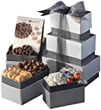 Fathers Day Sterling Silver Gift Tower