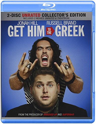 Bush - Get Him To The Greek (2-disc Unrated Collector