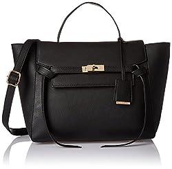 Diana Korr Women's Handbag (Black) (DK90HBLK)