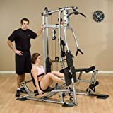 Powerline P1LPX Home Gym with Leg Press Reviews