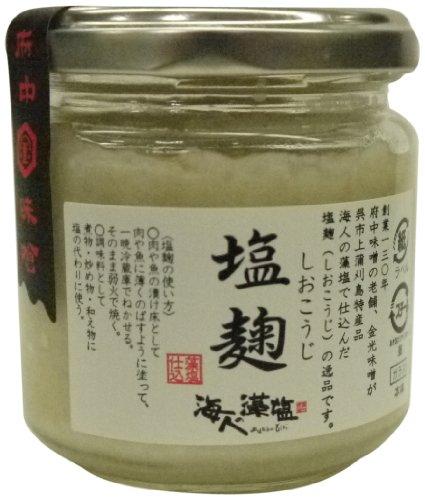 塩麹(海人の藻塩使用) 180g