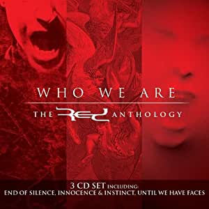 Who We Are - The Red Anthology
