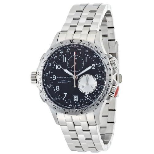 [ハミルトン]HAMILTON 腕時計 KHAKI AVIATION ETO H77612133 メンズ [正規輸入品]