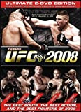 UFC: The Best Of 2008 [DVD]