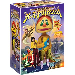 H.R. Pufnstuf: The Complete Series (Collector's Edition w/ Bobblehead) movie