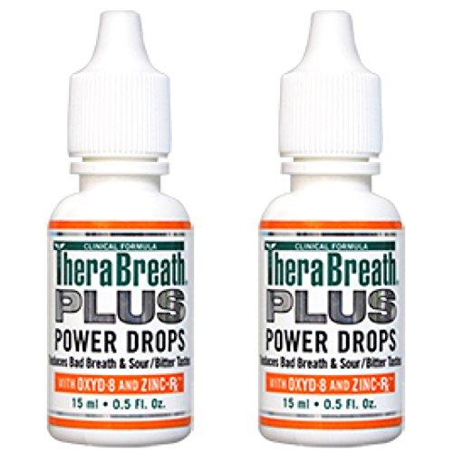 테라프레스 플러스 파워 드롭 * 2팩 TheraBreath PLUS Power Drops 2 Pack