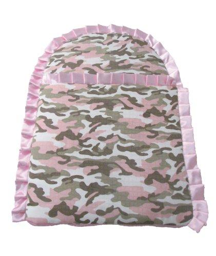 Soho Baby Infant Nap Mat (Pink Camo) front-957842
