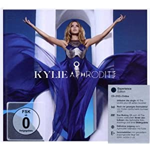 Kylie - Aphrodite (2011 Experience Edition) (CD + DVD)