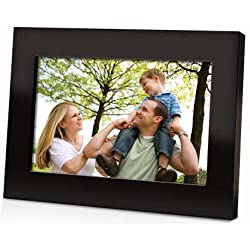 "Coby DP700 7"" Widescreen Digital Photo Frame with SD MMC MS"