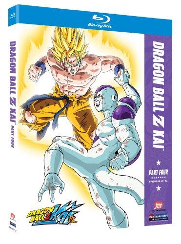 Dragon Ball Z Kai: Season One, Part Four [Blu-ray]